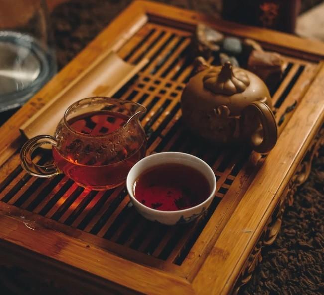Как делают чай Пуэр