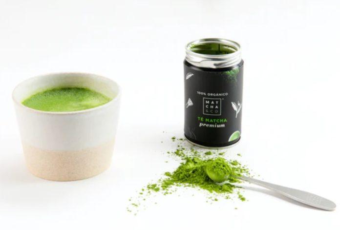 Матча - один из видов зелёного чая