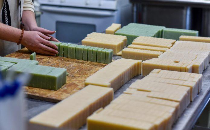 Холодный метод производства мыла
