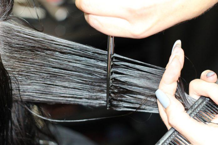 Польза стрижки кончиков волос