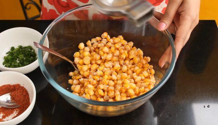 Содержит ли кукуруза золото