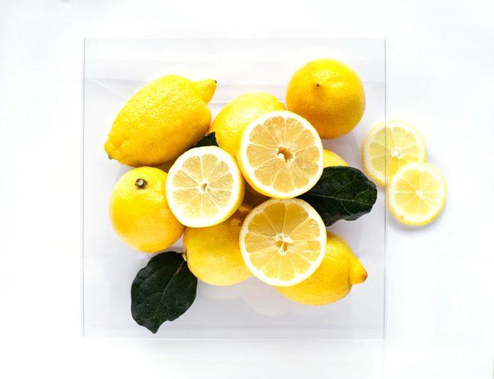 Маска с перцем и лимоном