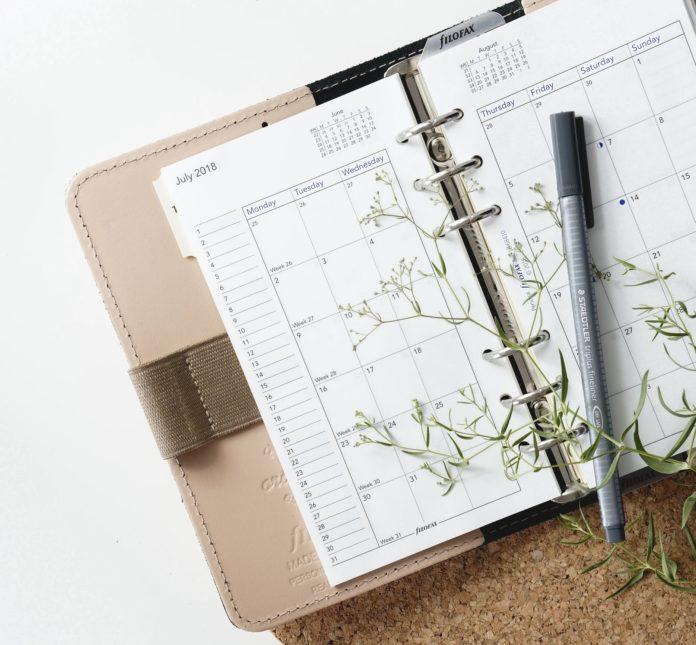 Составление плана на день