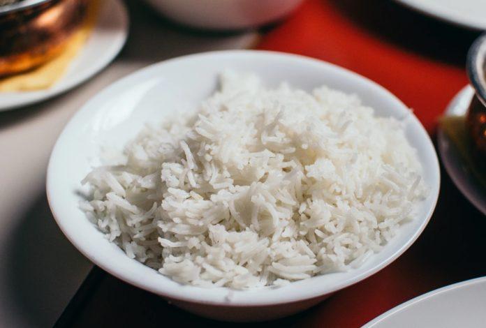 Разгрузочный день на рисе